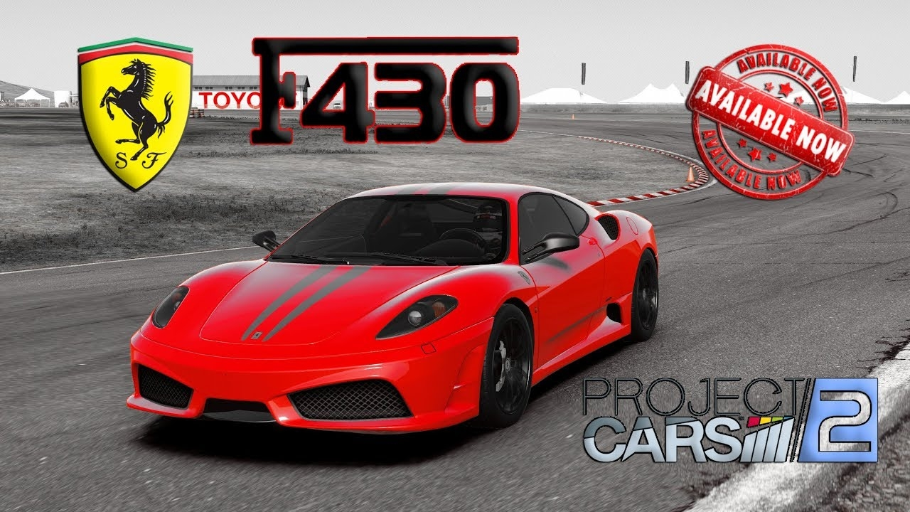 video project cars 2 ferrari 430 scuderia mod download in the album project cars 2 by. Black Bedroom Furniture Sets. Home Design Ideas