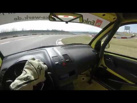 Video Vw Lupo Gti Cup Nürburgring Gp Cup Und Tourenwagen Trophy