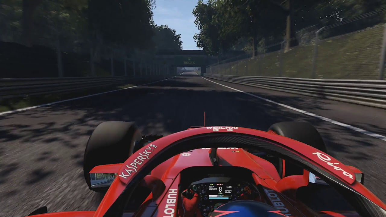 video f1 2018 gameplay monza hotlap in the album f1 201x the game by sagadaga racedepartment. Black Bedroom Furniture Sets. Home Design Ideas