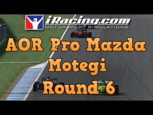 iRacing AOR Pro Mazda Championship round 6 from Motegi - Fun in Japan