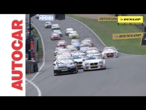 Dunlop's BTCC highlights Round 1 - Brands Hatch