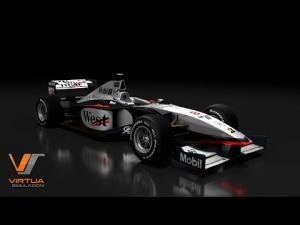 EXCLUSIVE! - McLaren MP4-13 at Spa - Assetto Corsa