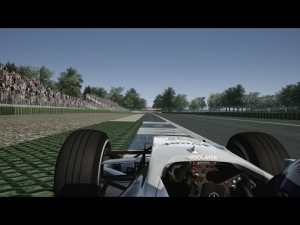 Assetto Corsa: McLaren MP4-13 1998 - Onboard in the Old Hockenheim