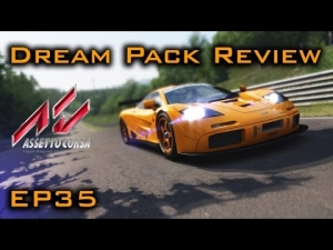 Assetto Corsa: The Dream Pack (Part I) - Episode 35
