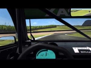 Stock Car Extreme - Marcas @ Donington National (fastest lap)