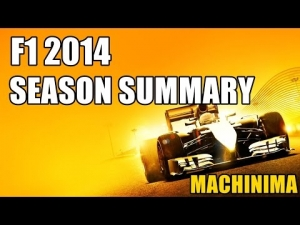 Formula One 2014 - The game : Season Summary