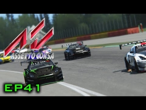 Assetto Corsa: Race Weekend (Making the lap count: Part I) - Episode 41