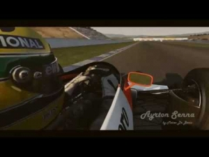 Assetto Corsa - Ayrton Senna Mclaren mp4/2c at Jeréz 1988