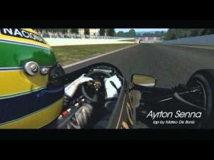 [AC] Ayrton Senna - Lap of Life