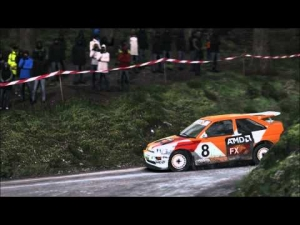 Dirt Rally - Ford Escort Cosworth RS - Sweet Lamb Reversed?