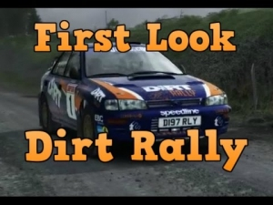 DiRT Rally First look - Sweet Lamb, Wales in the Subaru Impreza