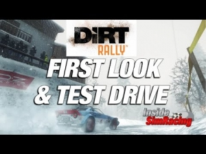 Codemasters Dirt Rally First Look & Gameplay with Thrustmaster T300