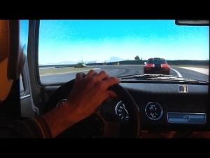 Assetto Corsa: Alfa Romeo GTA at Autodromo di Modena