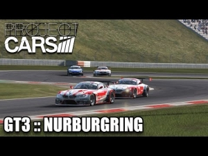 Project Cars (Build 986-987) :: BMW Z4 GT3 :: Nurburgring :: Multiplayer.