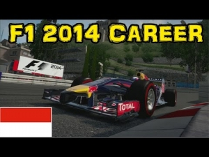 F1 2014 Career - Part 24: Monaco
