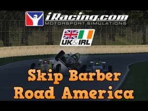 iRacing UK&I Skip Barber Round 6 from Road America