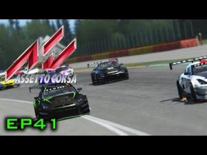 Assetto Corsa: Race Weekend (GTR Frustrations: Part II) - Episode 41b