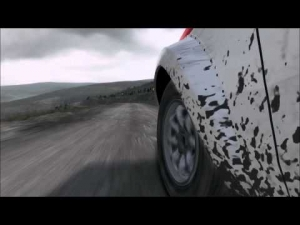 Dirt Rally - Ford Escort Mk2 - Short Welsh Stage