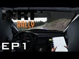 Colin McRae DiRT Rally - Full Review: Episode 1