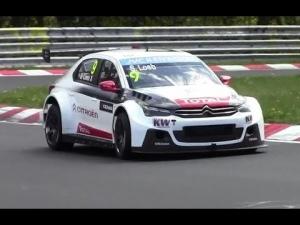 WTCC Nürburgring Nordschleife Test Day (2)
