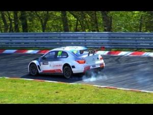 WTCC Nürburgring Nordschleife Test Day (4)