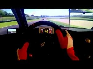 Assetto Corsa Race - Mercedes 190E DTM @ Mugello - Thrustmaster Gopro Triple Screen
