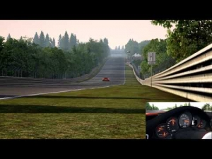 Assetto Corsa-GT3 RS acceleration