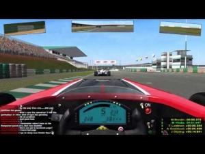 Formula 3 @ Brasilia (Outer Circuit)