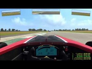 Formula 3 @ Brasilia (Full Circuit)