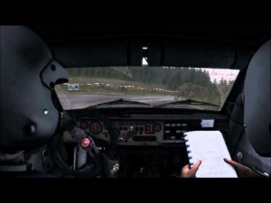Dirt Rally - Fiat 131 Abarth - Geufron Forest 6:55