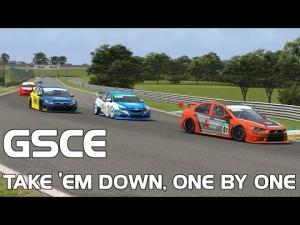Touring Cars @ Interlagos Race 2