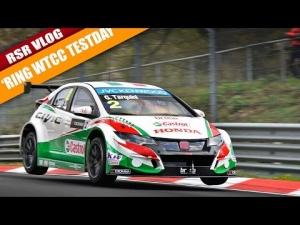WTCC Nurburgring Testday