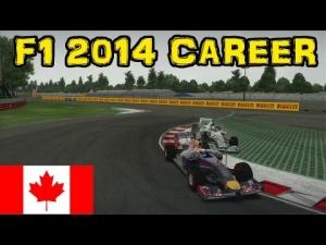 F1 2014 Career - Part 25: Canada