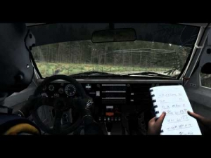 DiRT Rally - first impressions from Group B