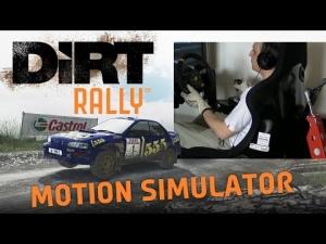 DIRT Rally | Motion Simulator +  FFB Settings