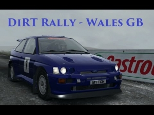 DiRT Rally - Wales GB w/ Ford Escort