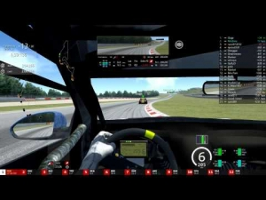 Assetto Corsa ACCC S03 OMR challenger R05(15.4.29) (Cruze WTCC @ Nurburgring GP)
