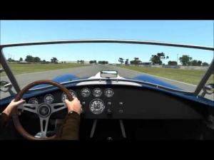 Rfactor 2 1966 AC 427 @ Sebring