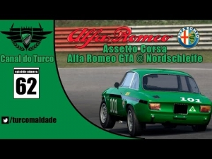 [TRC62] Assetto Corsa: Alfa Romeo GTA @ Nurburgring Nordschelife