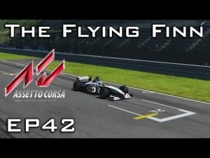 Assetto Corsa: The Flying Finn (MP4/13 Review) - Episode 43