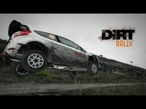 Stage Bidno Moorland | DIRT RALLY