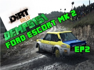 DIRT RALLY, EP2 FORD ESCORT MK2, WALES