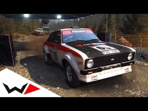 DiRT Rally | Ford Escort MKII @ Argolis, Greece (Ourea Spevsi - Morning/Clear) - #2