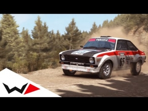 DiRT Rally | Ford Escort MKII @ Argolis, Greece (Abies Koilada - Midday/Sunny) - #3