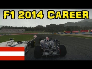 F1 2014 Career - Part 26: Austria