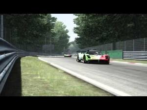 AC | Zonda vs. Ferrari 599 xx @ Monza ■ EL