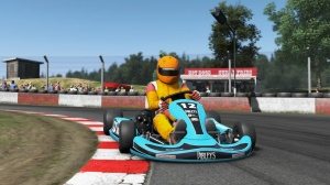 Project CARS - Career Mode  Part 1 - go-Karting!