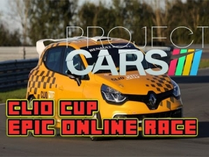 PROJECT CARS: EPIC ONLINE RACE
