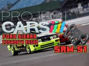 PROJECT CARS: SRW-S1 WHEEL:SIERRA COSWORTH