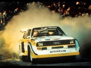 DiRT Rally - Audi Sport Quattro@Greece/Ampelonas Ormi - 3:19.158